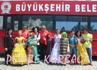 ATAKUM ROTARY CLUB 5. Children Culture and Amusement Fest - Samsun, 21-22 May 2005