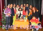 PEMBE KURBAĞA STAGE at 1 YEAR OLD - Ankara, 28 December 2003