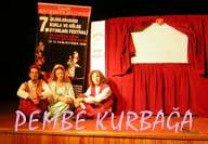 7th INTERNATIONAL FESTIVAL of PUPPET AND SHADOW THEATRE - İzmir , 10-15 October 2005